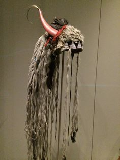 Horned Headdress. Pawnee 1840. Nelson Atkins Museum. Native American Quotes, Native American Beauty, Native American Artifacts, Native American Tribes, American Indian Art, Native American History, American Crafts, Native Americans, Native American Headdress