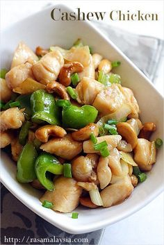 Redibles | Crazy Good Chinese Cashew Chicken #chinesefoodrecipes #chickenfoodrecipes