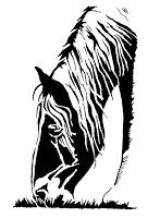 Grazing Horse | Scroll Saw Goodies
