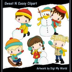 January Winter Clip Art | Displaying (19) Gallery Images For Winter Clip Art For Kids...
