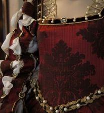 Renaissance dress.