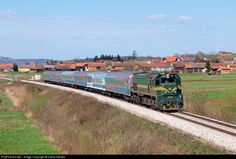 RailPictures.Net Photo: 664-109 Slovenske Zeleznice(SZ) EMD G26HCW-2 at Salovci, Slovenia by David Sandor