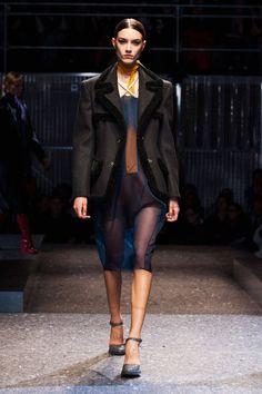 Prada Fall 2014. Click through to see our favorite runway looks.