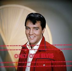 """ELVIS PRESLEY in the Movies 1965 8x10 Photo """"TICKLE ME"""" Publicity Pose STUNNING"""