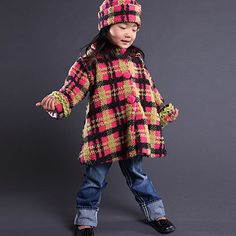 love this jacket and hat for my girl