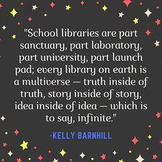School Library Month starts tomorrow! -Mr. Schu, Ambassador for School Libraries ❤️ #slm17