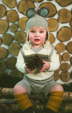 ALALOSHA: VOGUE ENFANTS: MeMini Кристине Vikse FW 2014 коллекции (Baby & Toddler)