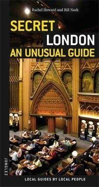 Secret London. Gotta get this book.