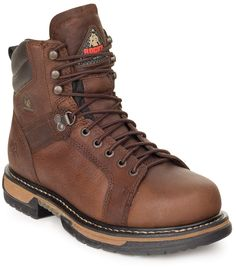 Chippewa Boots Mens Insulated Waterproof 25405 EH Steel
