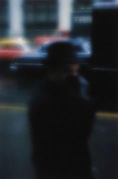 Saul Leiter 1958 ~ETS #blurred #art