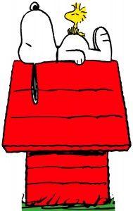 Best dog in the world. I loved Snoopy snd the gang.  OK, I still do!