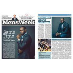 WWD MEN'S WEEK ONLINE NOV 13 #wwd #mensweek