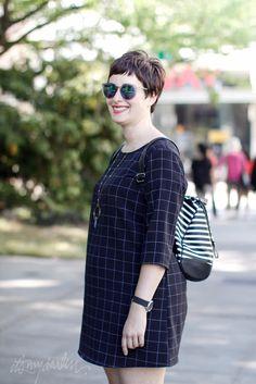 it's my darlin' seattle street style: Lesley Leggett | Summer Shift