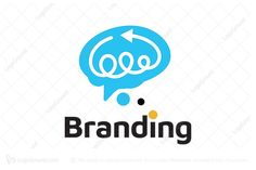 Think Again Logo Logo Branding, Branding Design, Reading Tree, Education Logo Design, Compass Logo, Gift Logo, Brain Logo, Sale Logo, Arrow Logo