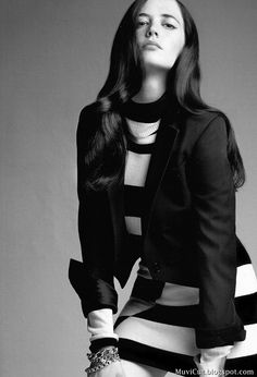 Eva Green Fashion mishap