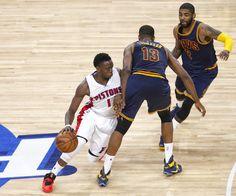 playoffs da NBA: Detroit Pistons vs Cleveland Cavaliers - 24 de abril de 2016