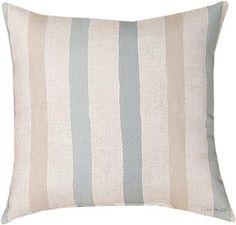 Striped Indoor/Outdoor Pillow