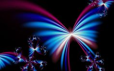 Photo by JoanBlalock Purple Butterfly Wallpaper, Butterfly Background, Butterfly Art, Nebula Wallpaper, Wallpaper Backgrounds, Fractal Art, Fractals, Pretty Pictures, Art Pictures
