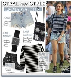 Steal Her Style-Emma Watson