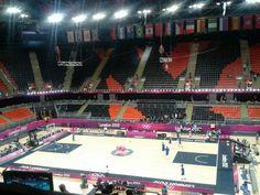 Arena Provisória de Basquete (Londres)