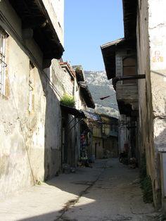 Antakya back street