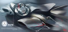 Automotive Design - Interior by Liviu Tudoran at Coroflot.com