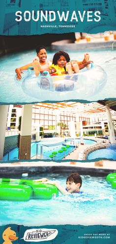 It's a waterpark like you've never seen before. Make a splash on three levels of thrill rides or just relax by the pool at this indoor/outdoor oasis. Need A Vacation, Vacation Places, Vacation Trips, Dream Vacations, Vacation Spots, Vacation Ideas, Travel With Kids, Family Travel, Kentucky Attractions
