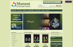 http://www.mannatcollections.com/ developed by 3iwebexperts