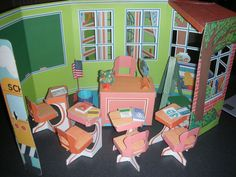 Vintage Barbie and Skipper School in Excellent Condition  sold $485  3/14