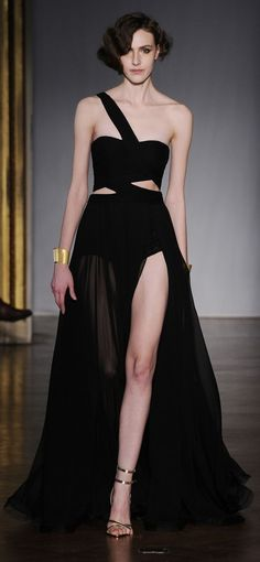 Dilek Hanif Haute Couture Spring/Summer 2011