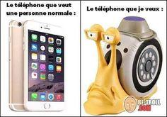 Le téléphone que je veux... - Be-troll - vidéos humour, actualité insolite