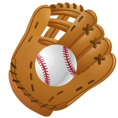 pinterest rh pinterest com baseball mitt clipart free baseball mitt clipart black and white