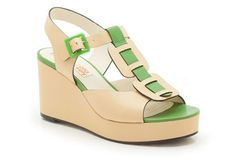 Womens Smart Sandals - Orla Mary in Natural Combi from Clarks shoes