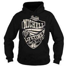 Team MICHELL Lifetime Member (Dragon) - Last Name, Surname T-Shirt