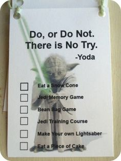 Simple but fun way to get/keep kids participating in - Star Wars Bday - Ideas of Star Wars Bday - Party scavenger hunt game. Simple but fun way to get/keep kids participating in games Star Wars Birthday, Birthday Party Games, 6th Birthday Parties, Boy Birthday, Birthday Ideas, Fourth Birthday, Kid Parties, Bd Star Wars, Star Wars Party Games