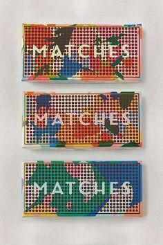 Illume Happy Go Lucky Matchbox