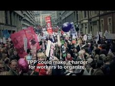Workers Speak Out About the Trans Pacific Partnership (TPP) (English)