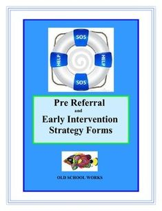Great collection of forms for all you intervention needs. Join the TPT bonus sale today and get this effective and timesaving product at a discount.