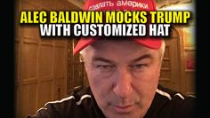 "Actor and notorious abusive father Alec Baldwin was spotted wearing a red hat fashioned after Donald Trump's ""Make America Great Again"" hat. However, this hat had the popular phrase written in Russian. This was his hysterical, non-fact jab at the president-elect who has feuded with Baldwin over his ""Saturday Night Live"" impressions. He posted a photo of himself in the hat on Instagram. A photo posted by Alec Baldwin (@iamabfalecbaldwin) on Jan 6, 2017 at 8:26am PST Here's the recording of…"