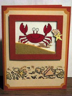 Shaker card by MissyLeigh - Cards and Paper Crafts at Splitcoaststampers