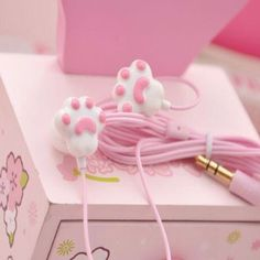 "Cute cartoon cat paw headphones- kawaii clothing online store. sponsorship review and affiliate program opened here! - use this coupon code to get 10% off ""discountkawaii"""