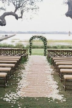 Wedding ceremony. Selecting a place for your wedding ceremony is equally as crucial as deciding on the reception site.