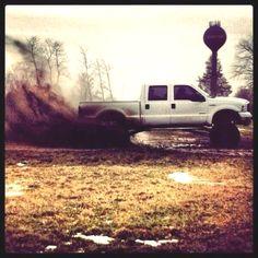 #trucks Jacked Up Trucks, Lifted Cars, Cool Trucks, Big Trucks, Chevy Trucks, Pickup Trucks, Lifted Dodge, Dodge Cummins, Diesel Trucks