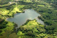 The Best Lake in Hawaii:  Lake Wilson (Wahiawa Reservoir)