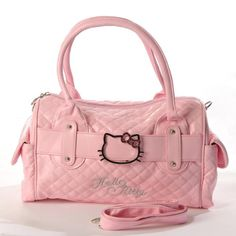 Pink Hello Kitty handbag