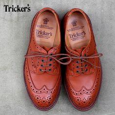 Tricker's - classic men #shoes at Alberti Paolo #britishstyle #men