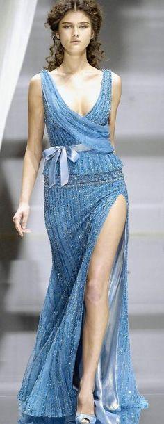 www.fashion2.dream.com ☆ Zuhair Murad Haute Couture / Katarina Ivanovska ☆ by gena