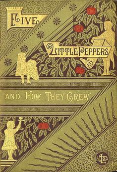 Five Little Peppers - 1880