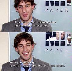 Lol! Jim!