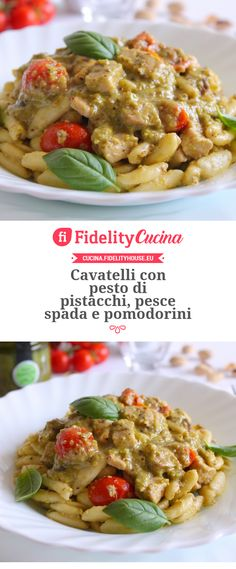 Italian food will be very important to you during and after your Italy vacation. Most people are usually surprised by the diversity of food in Italy Fish Recipes, Pasta Recipes, Cooking Recipes, Healthy Recipes, Pasta Company, Italy Food, Italian Pasta, I Love Food, Pasta Dishes